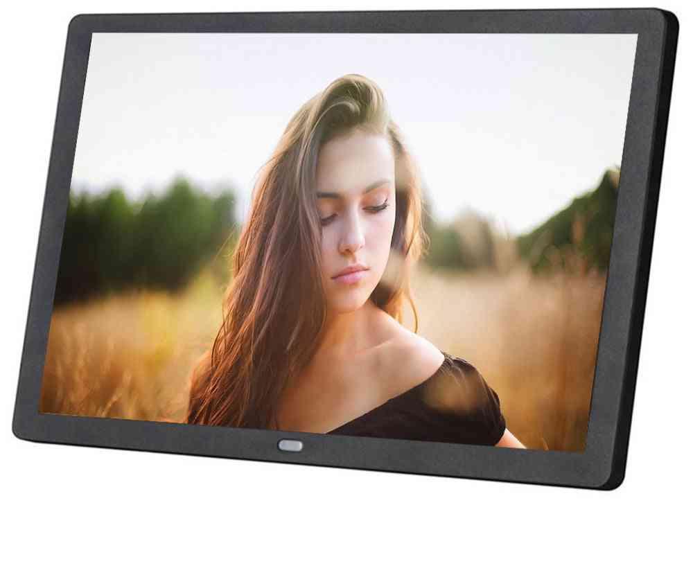 10 Inch 1024*600 Screen Led Backlight - Hd Digital Photo Frame