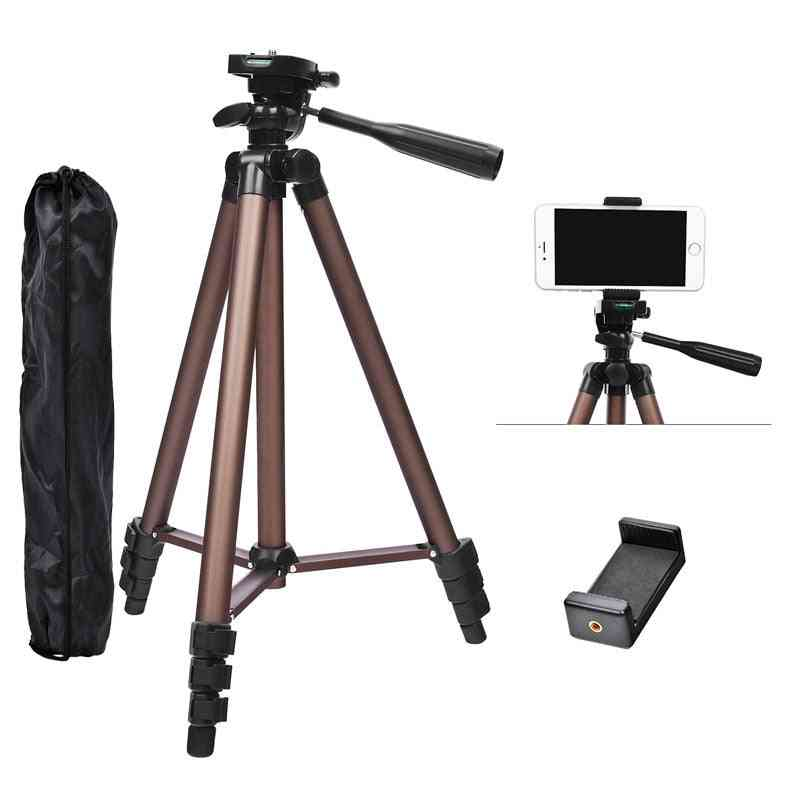 Tripods Mini-camera -stand With Smartphone-holder 1/4 Screw For Dslr Camera-mobile Phone