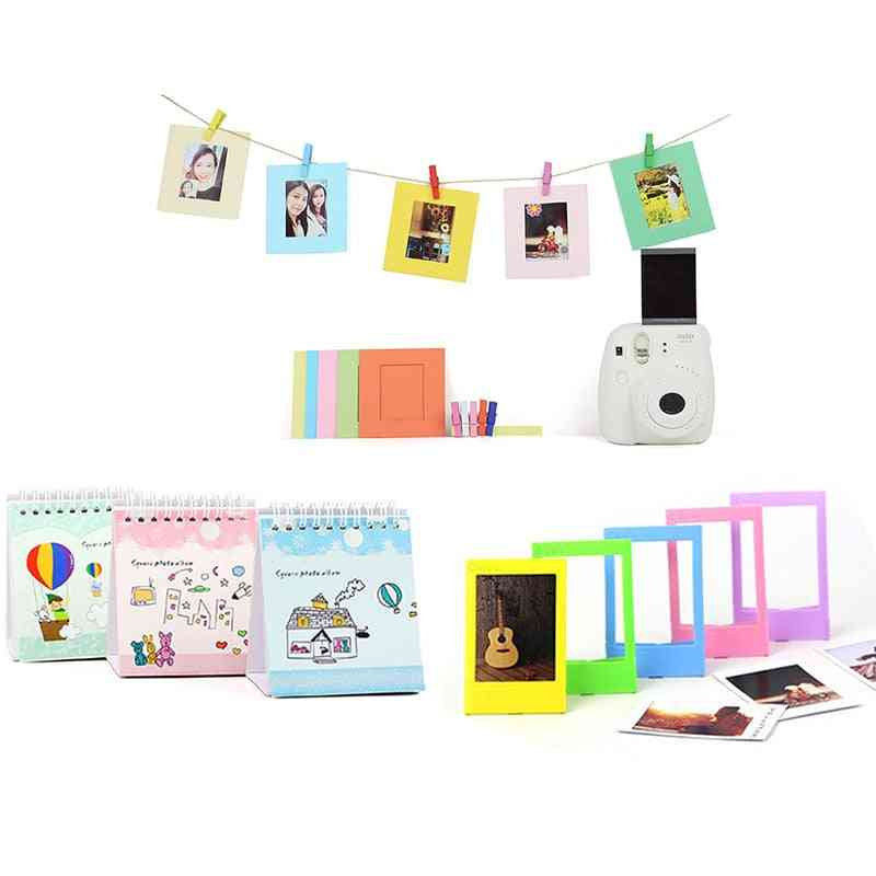 Color  Album Photo Frames-marker For Fujifilm, Instax-mini 8 9 25 50 7s - Fit For About 3.9 Inch Photos