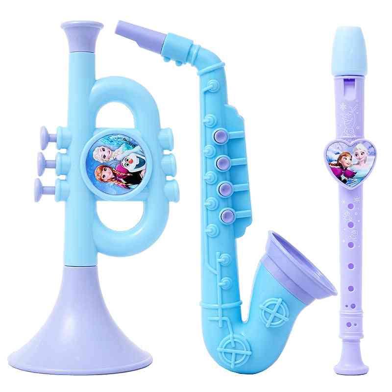 Disney Frozen Princess Violin Musical Instrument Education Toy