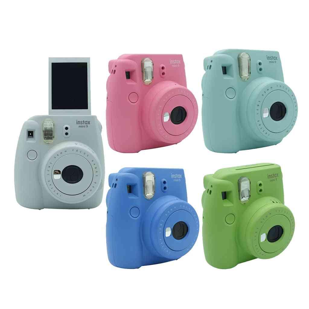 Instax Mini-9 Instant-camera Film, Instant Camera Photo Camera