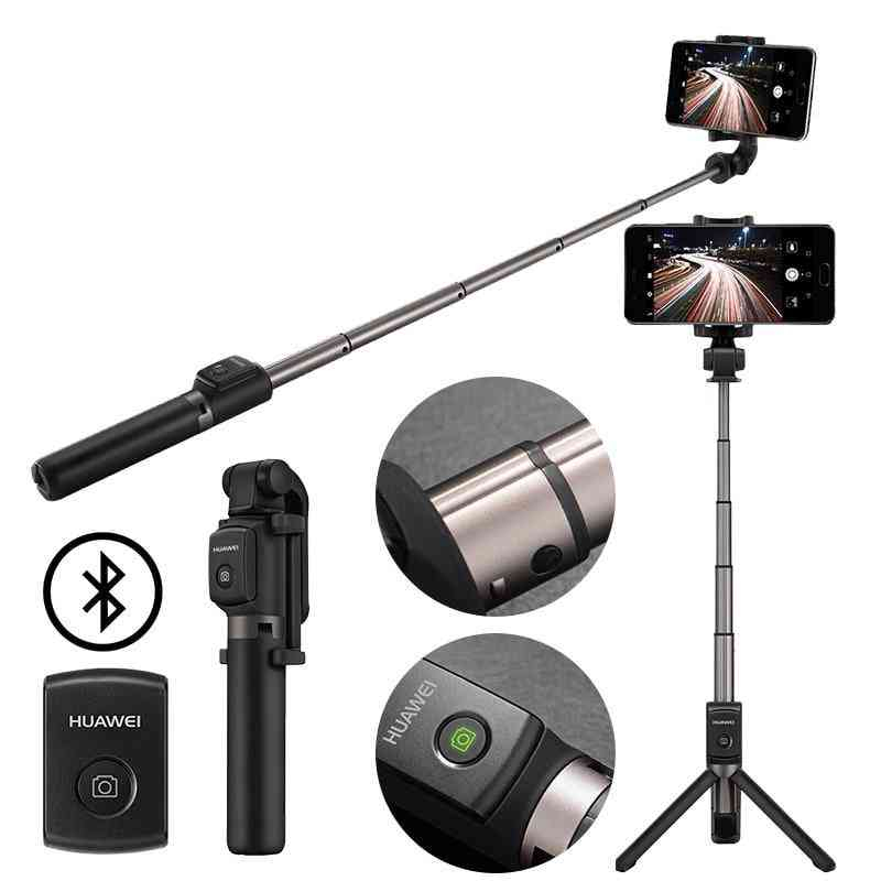 Portable Bluetooth 3.0, Af15 Wireless Control - Monopod Handheld Selfie Stick, Tripod  For Ios Android Samsung Xiaomi