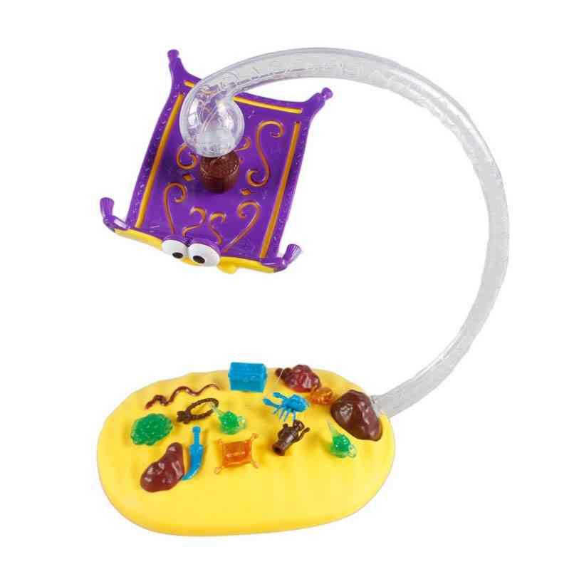 Magic Education Aladdin Flying Carpet Game, Novelty Balance Skill Decoration
