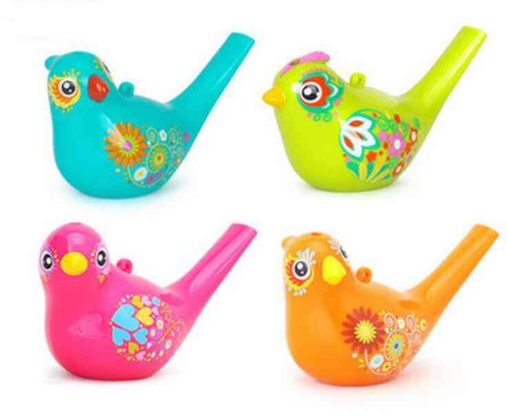 Drawing Water Bird Whistle Bathtime Musical Learning Educational Toy