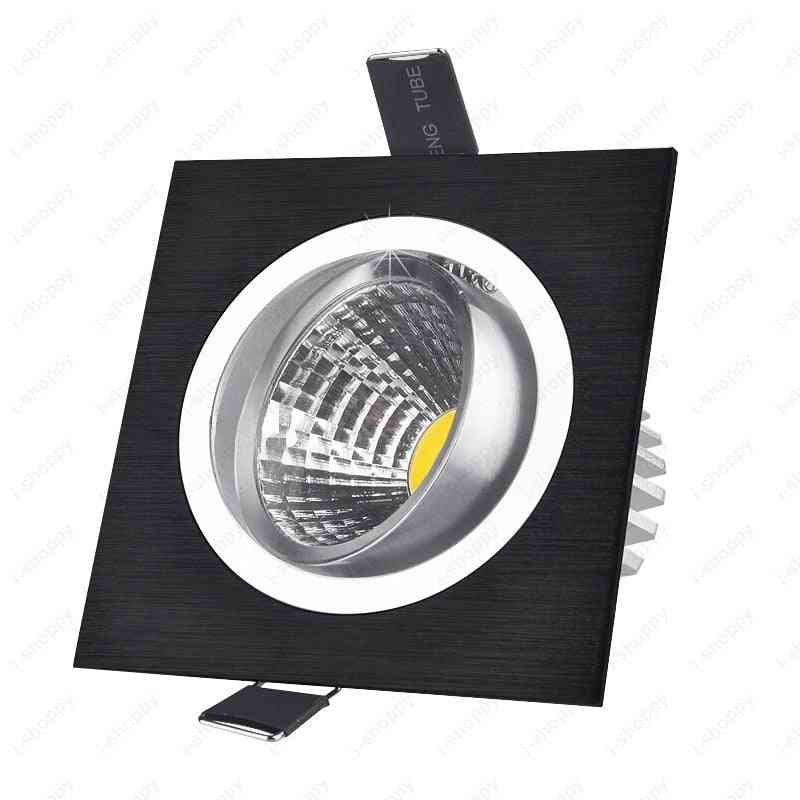 Led Recessed Light Grille Lamp For Exhibition, Showcase, Hotel
