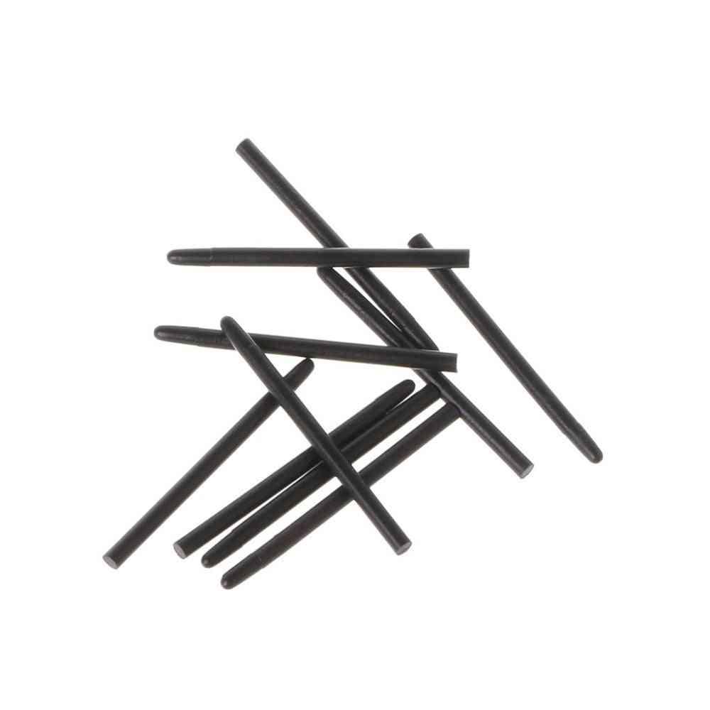 10 Pcs Graphic Drawing Pad, Standard Pen Nibs Stylus For Wacom