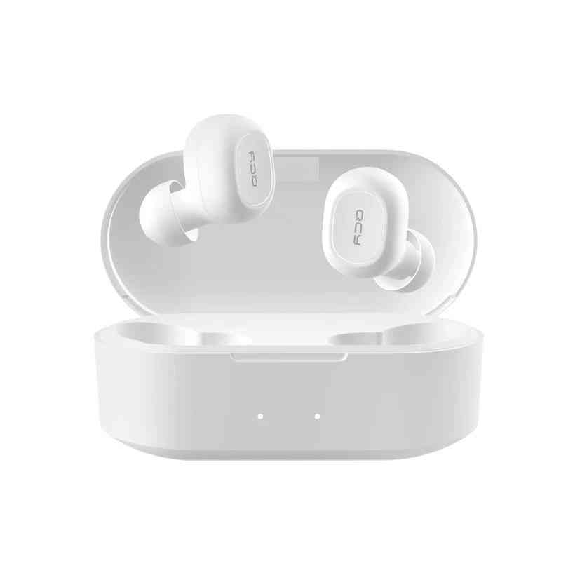 Bluetooth V5.0, 3d Stereo, Sports Wireless Earphones With Dual Microphone