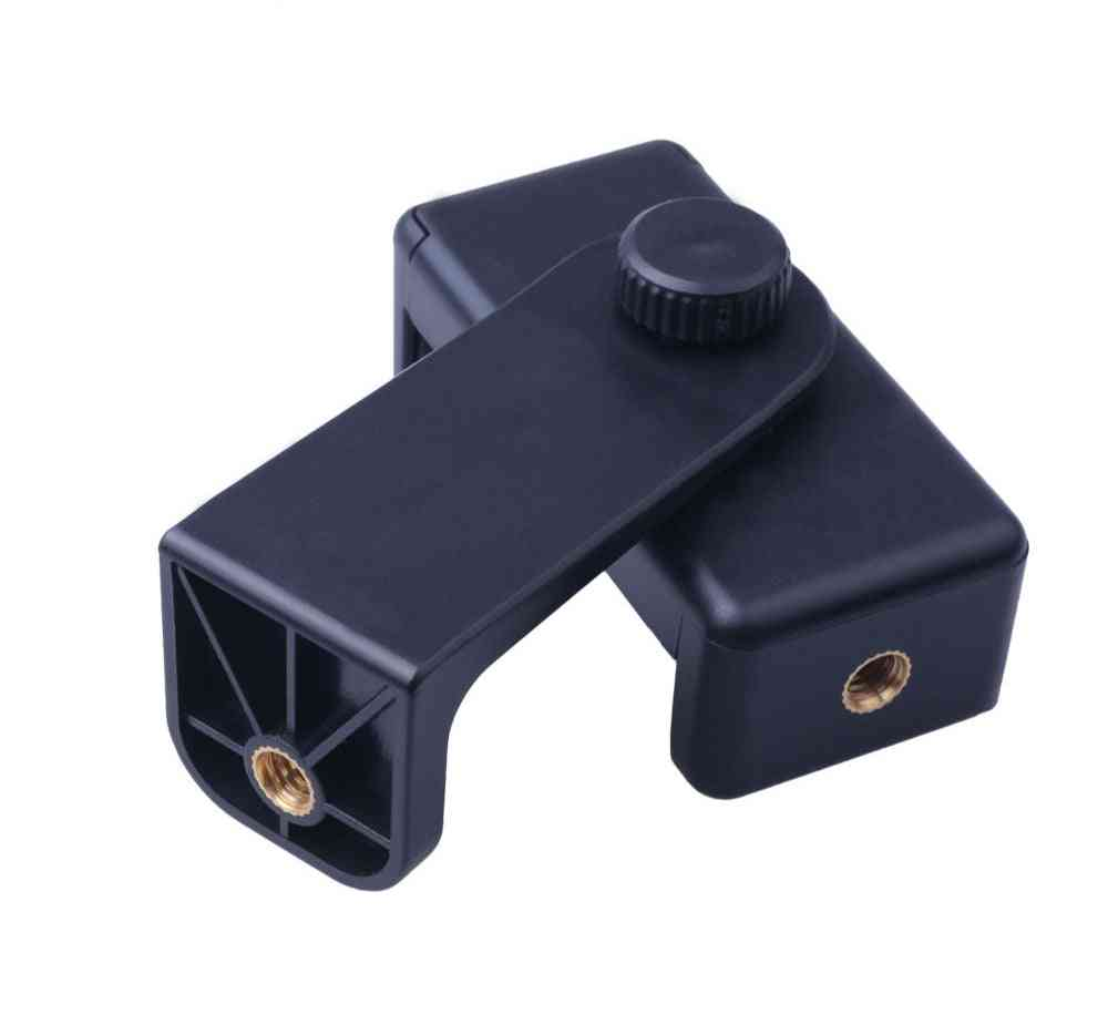 Phone Tripod Mount Adapter - Vertical 360 Degree Rotate