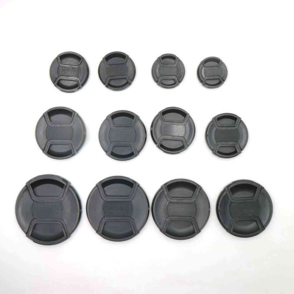 Snap-on Camera Front Lens Cap Cover, Protector