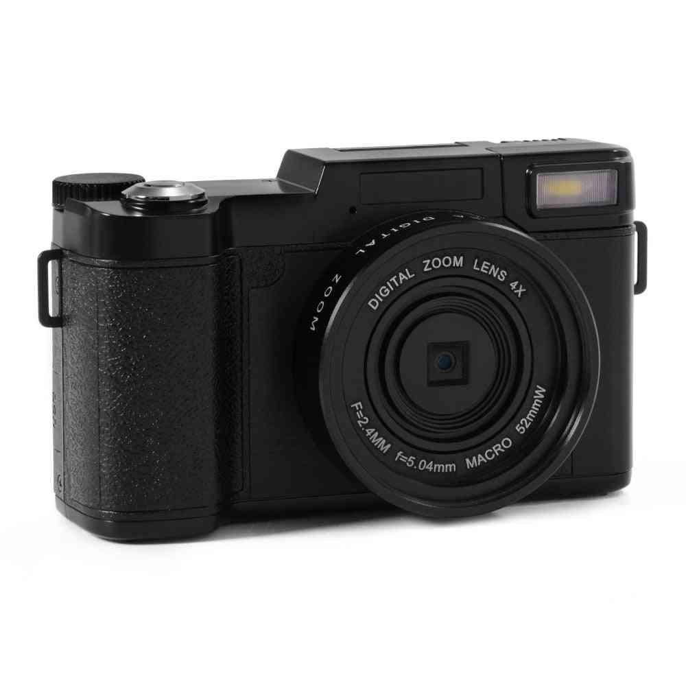 Professional-digital Cameras With 4x Telephoto Fisheye & Wide Angle Lens