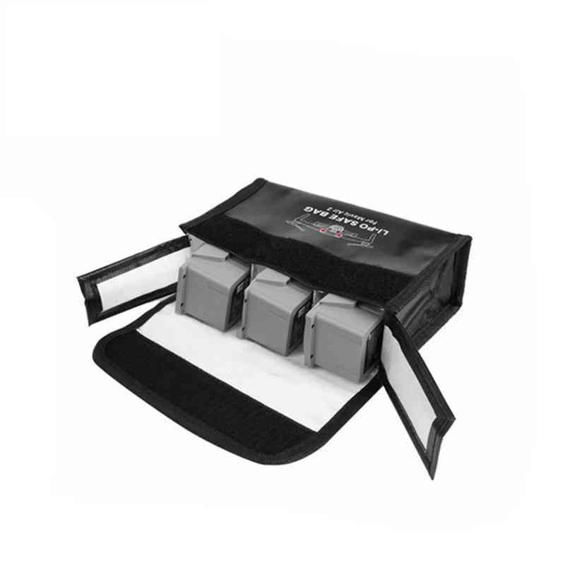 Dji Mavic Air 2 Lipo - Safe Explosion Proof, Protective Battery Storage Bag