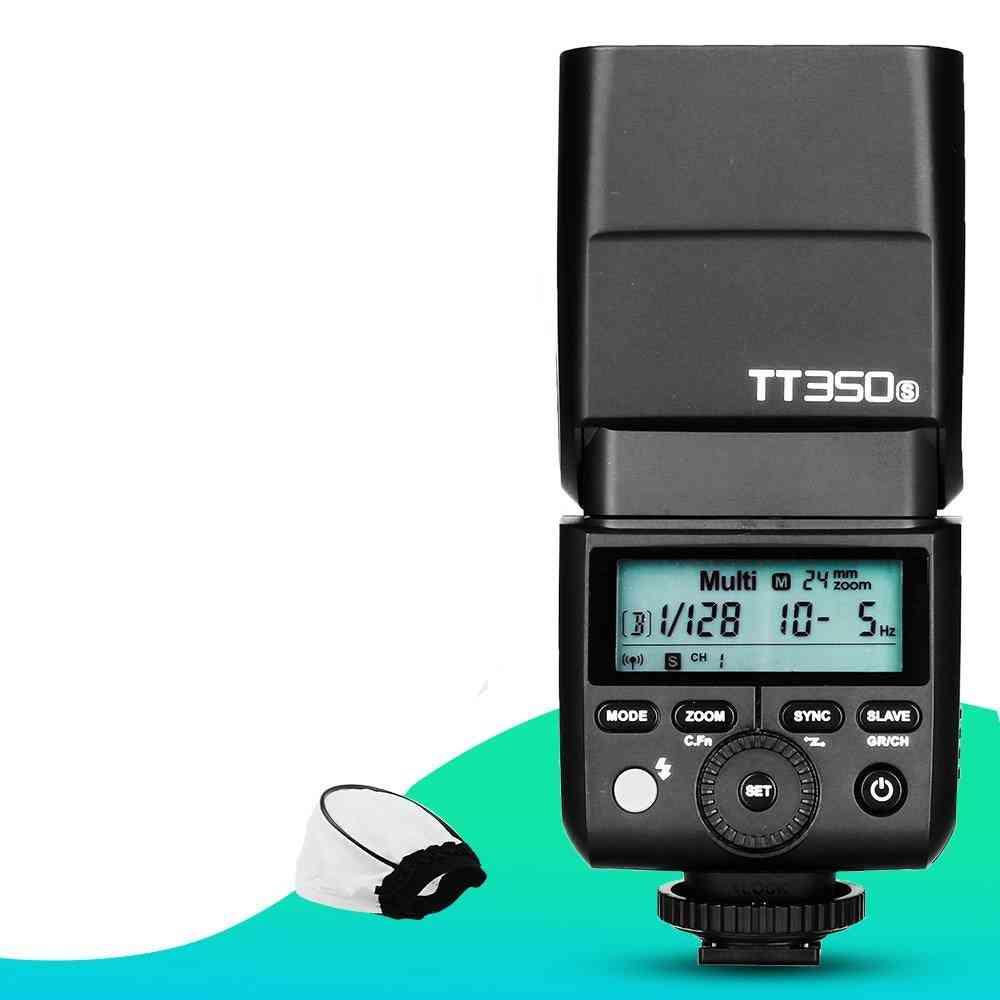 Mini-speedlite Camera Flash, Ttl Hss