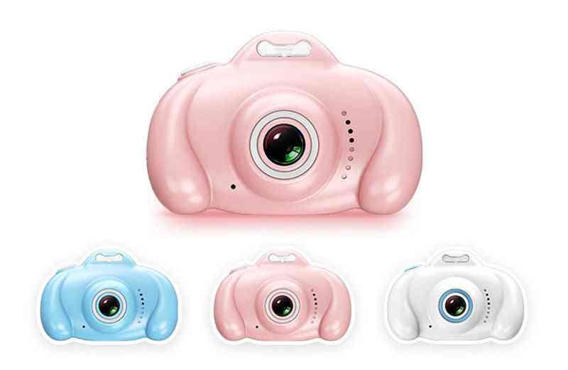 Mini 2.0 Inch Hd Ips Screen - 1080p Video Recorder Flash Photo Camera