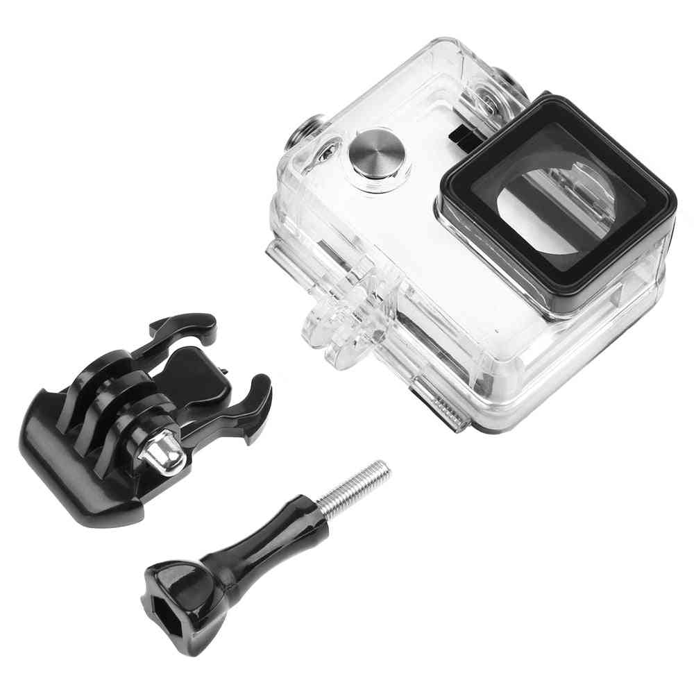 Go Pro Accessories Waterproof Housing-case For Gopro Hero 3+ / 4 Underwater-diving Protective-cover