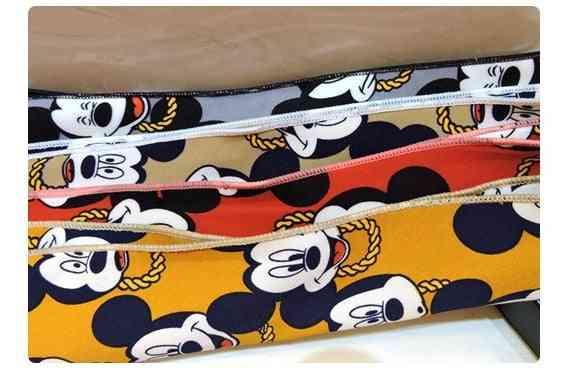 Disney Cotton Headbands - Hair Hoop Stretch Knot Bows