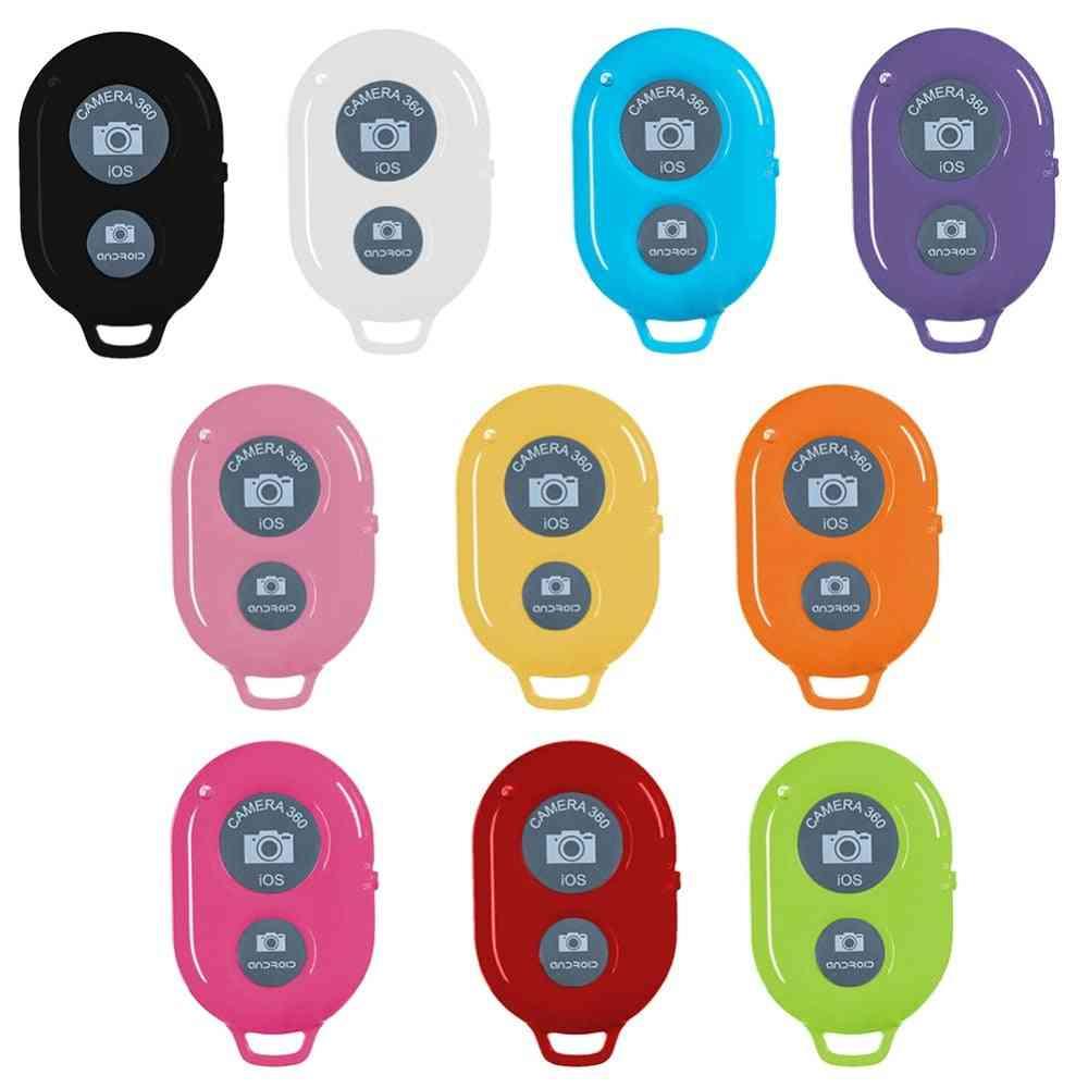 Bluetooth Remote Control, Wireless - Self Timer Button For Camera