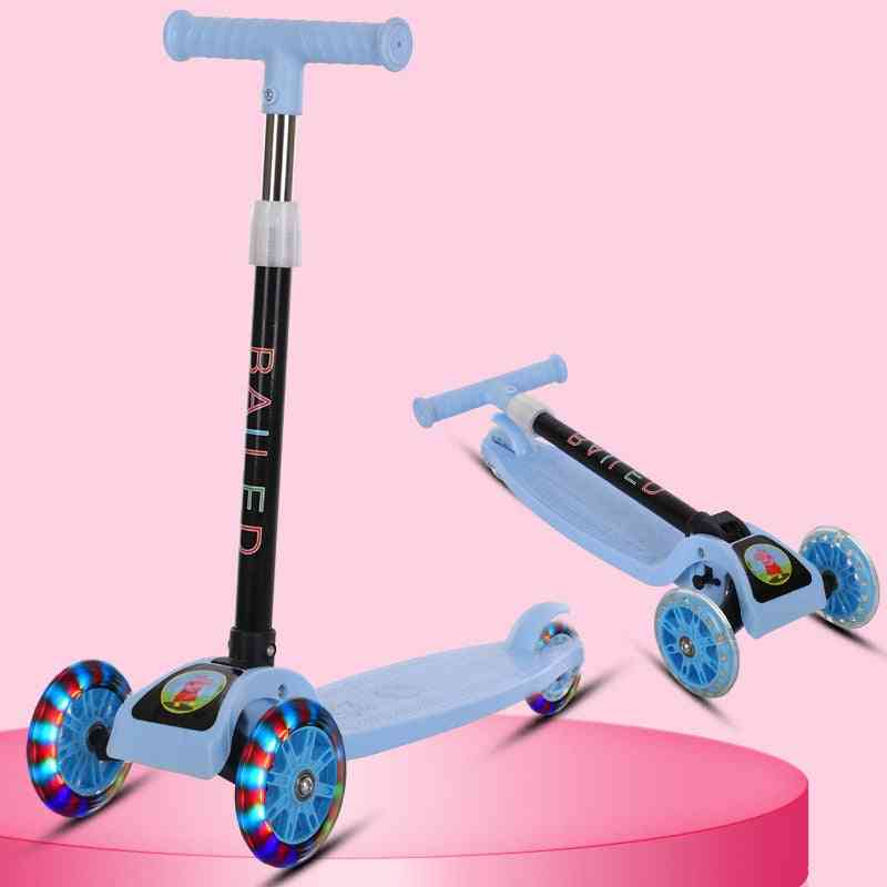 Children Scooter / Tricycle - 3 In 1 Balance Bike Ride On Toy