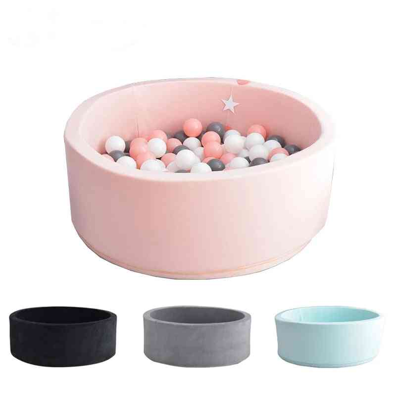 Baby Round Soft Game Playpen Ocean Pool Ball Pit Room Decor