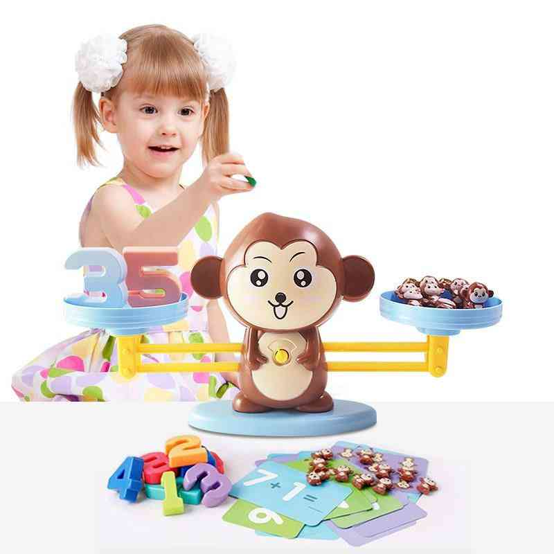 Educational Balance Toy For Parent-child Interaction And Pioneering Thiking