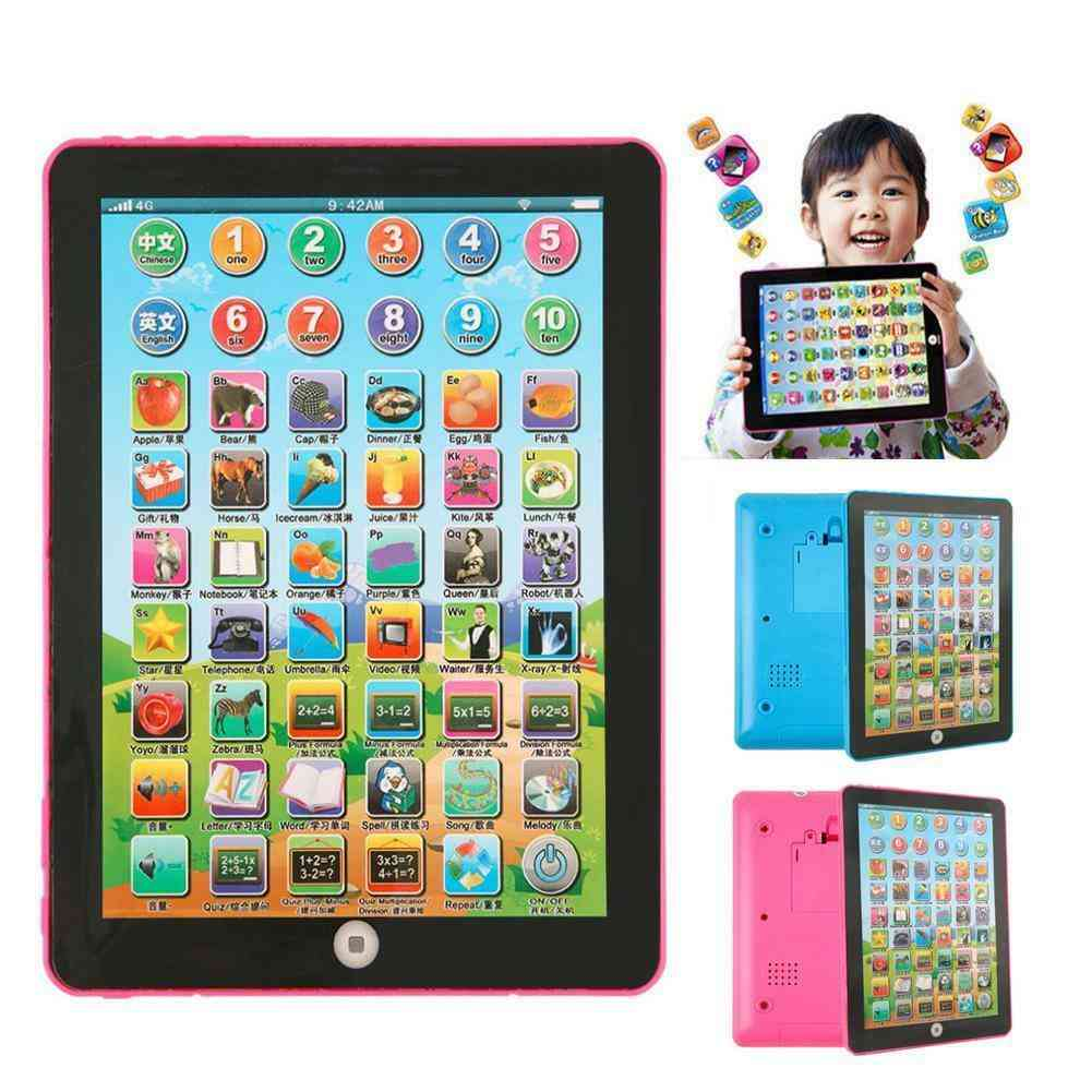 Mini Laptop Learning Tablet Toy
