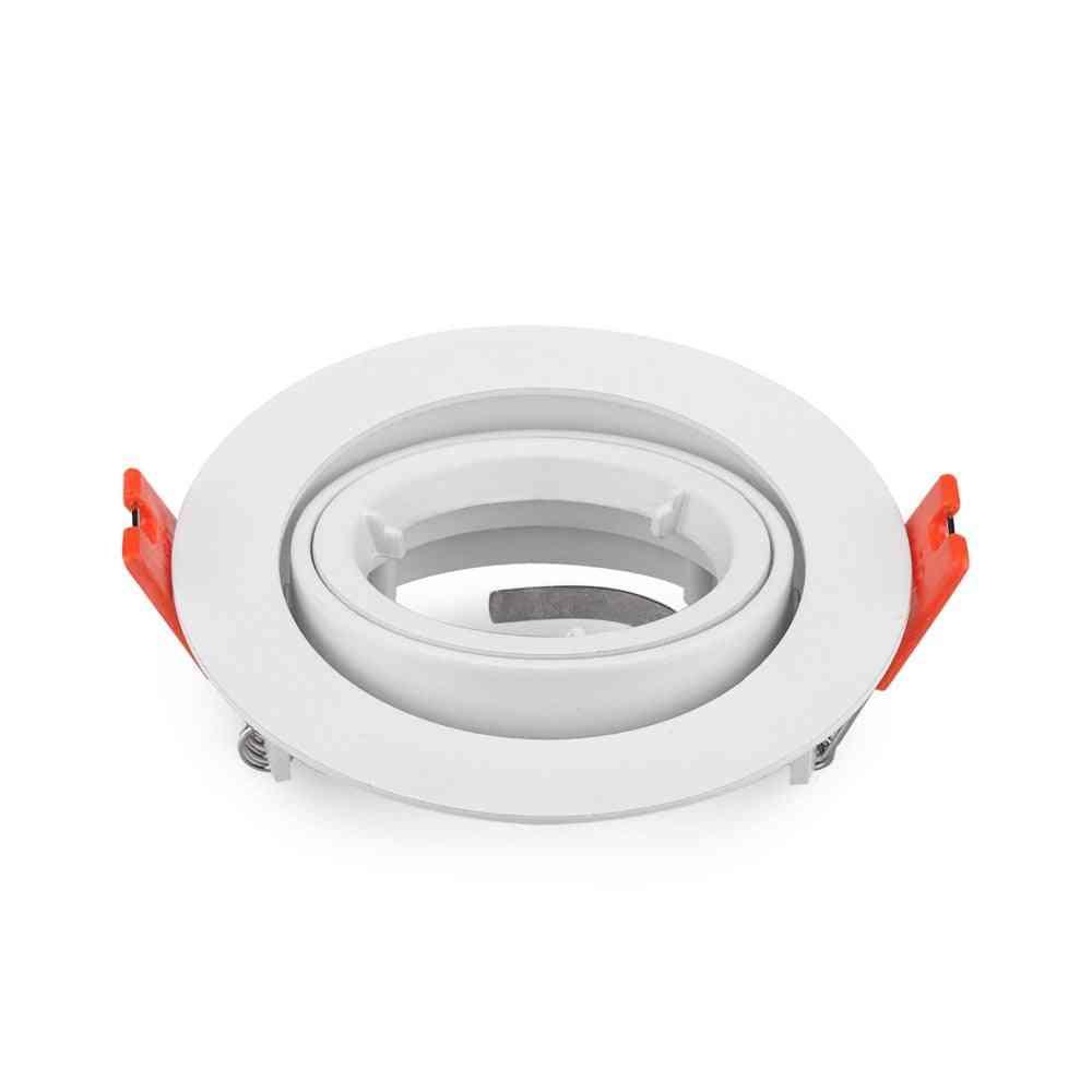 Round Frame For Led Spot Light-60 Degree Rotable