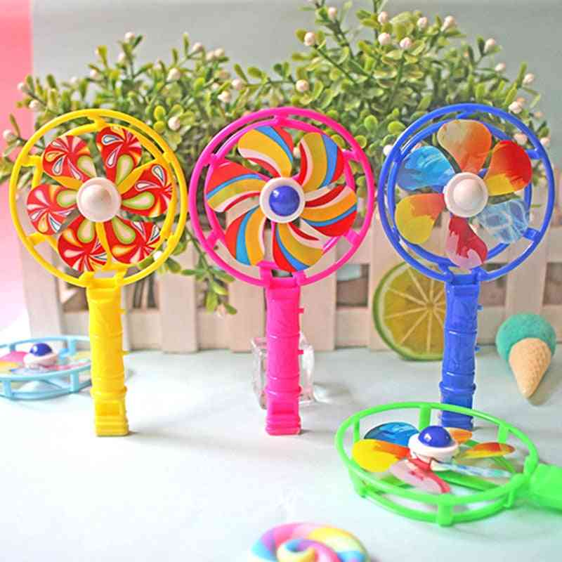 Kids Windmill Whistle Toy, Colorful Windmill Whistle Musical Developmental Toy Party