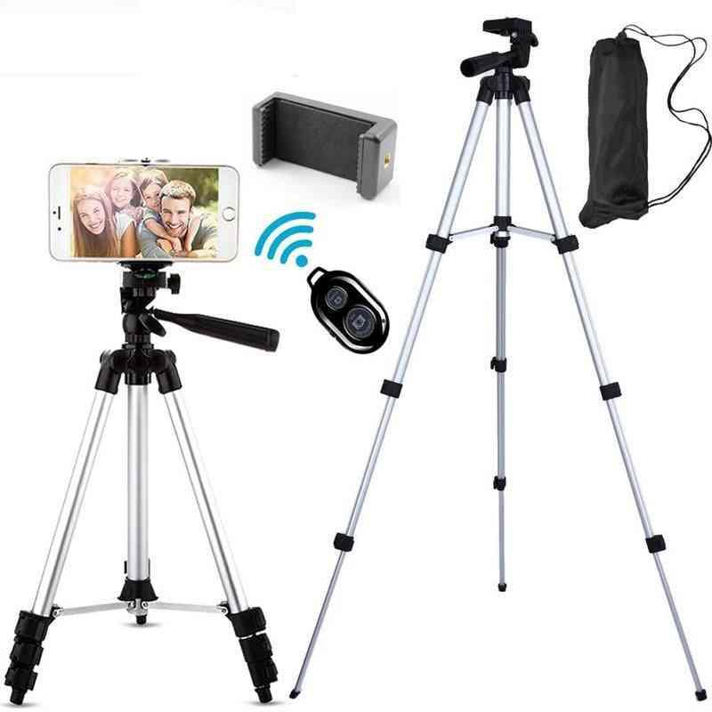 Lightweight Camera, Tripod Phone Stand Holder For  Smartphone