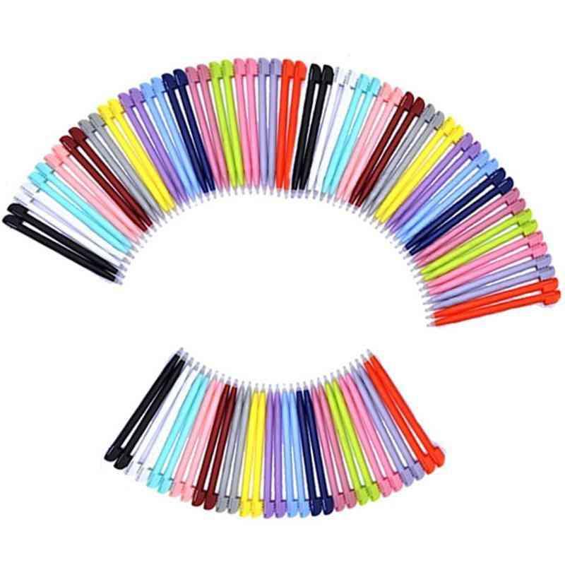 Muti-color, Plastic Touch Screen-stylus Pens For Nintendo Ds Lite