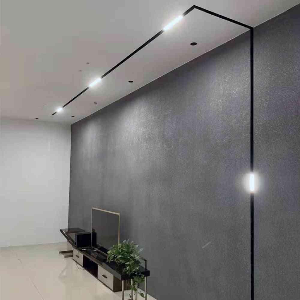 90 Degree Luminaire Linear Indoor Magnetic Led Light