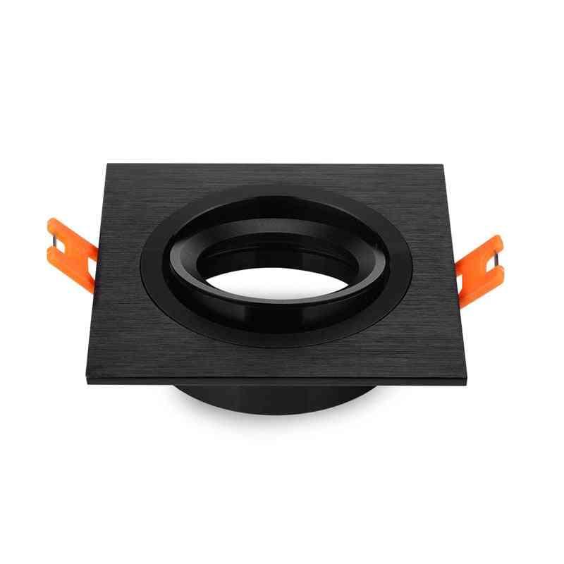 Aluminum Round Adjustable -spot Light Led Frame