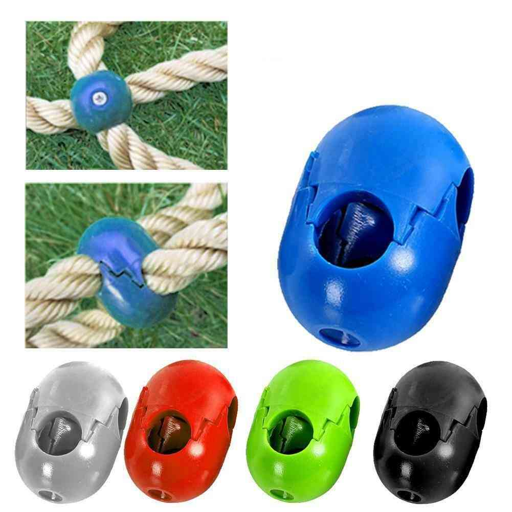 Climbing Rope Net Plastic Toy, Buckle Connector