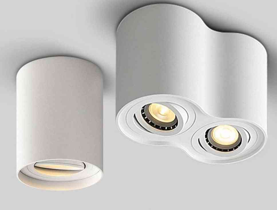 360 Degree Adjustable, Ceiling Downlight Lamp For Kitchen, Balcony, Home