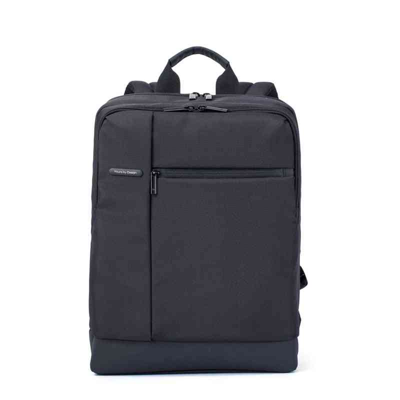 Travel Business Backpack With 3 Pockets Large Zippered Compartments Backpack Polyester 1260d Bags For Men, Women, Laptop