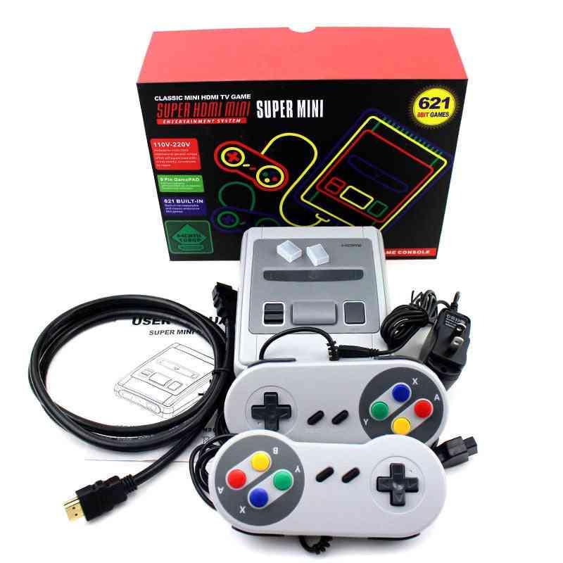 Retro Mini Classic 4k Videogame Console