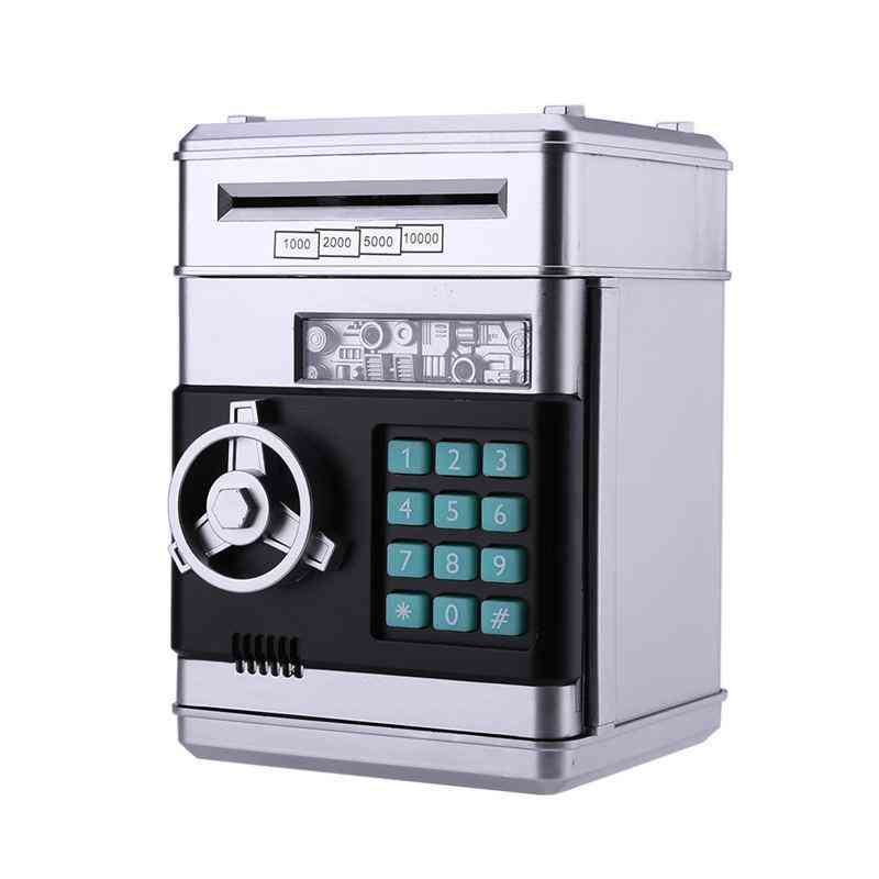Electronic Piggy Bank - Atm Password Money Box