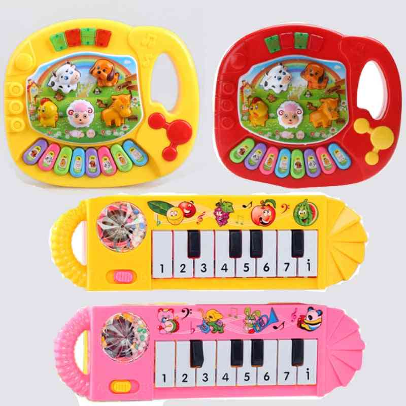 Baby Piano Music Toy Baby - Musical Educational Developmental For Kid