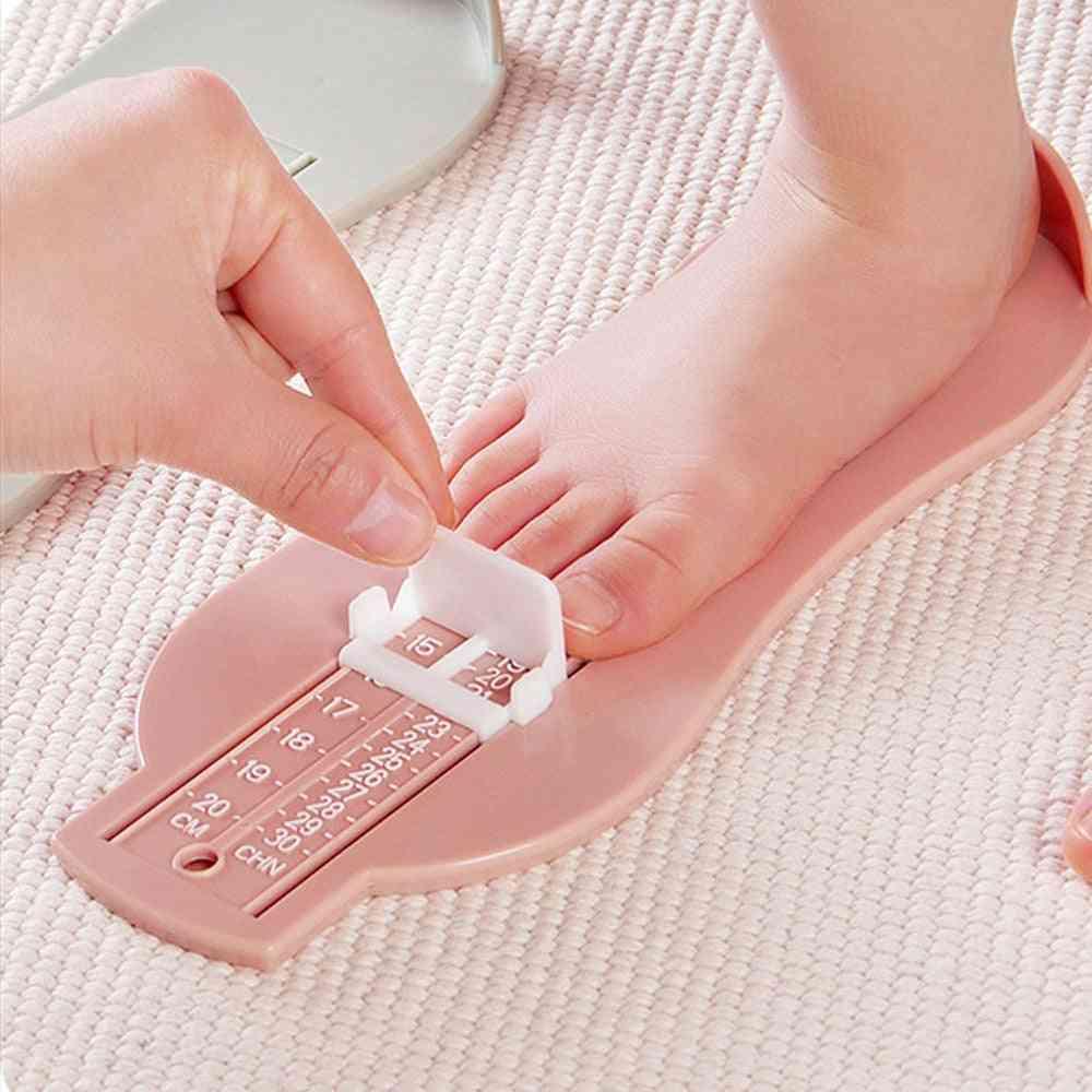 Child Foot Measure Gauge - Shoes Size Ruler Tool