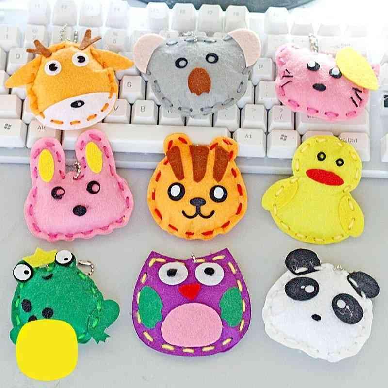 Pattern Handicraft-animal Arts Crafts Educational Toy