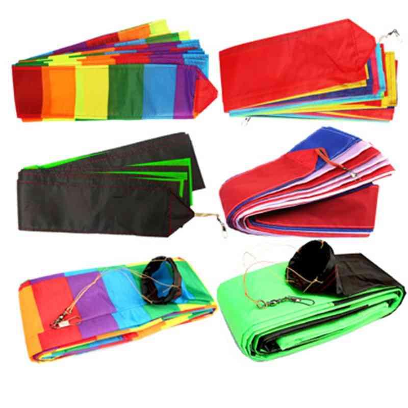 Rainbow Triangle - Outdoor Recreation Long Tail Sports Kite