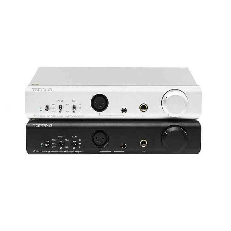 A90 Full Balanced Headphone, Xlr Pre-amplifier
