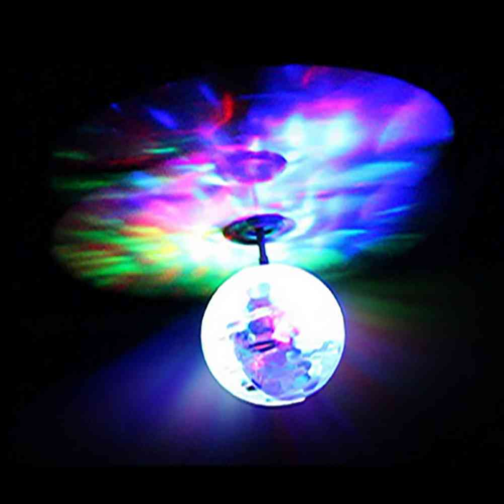 Electric, Remote Control Flying Led Ball-aircraft