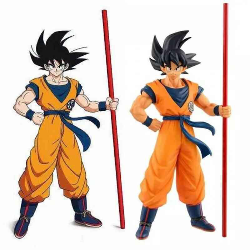 Goku Pvc Model For-action Figure