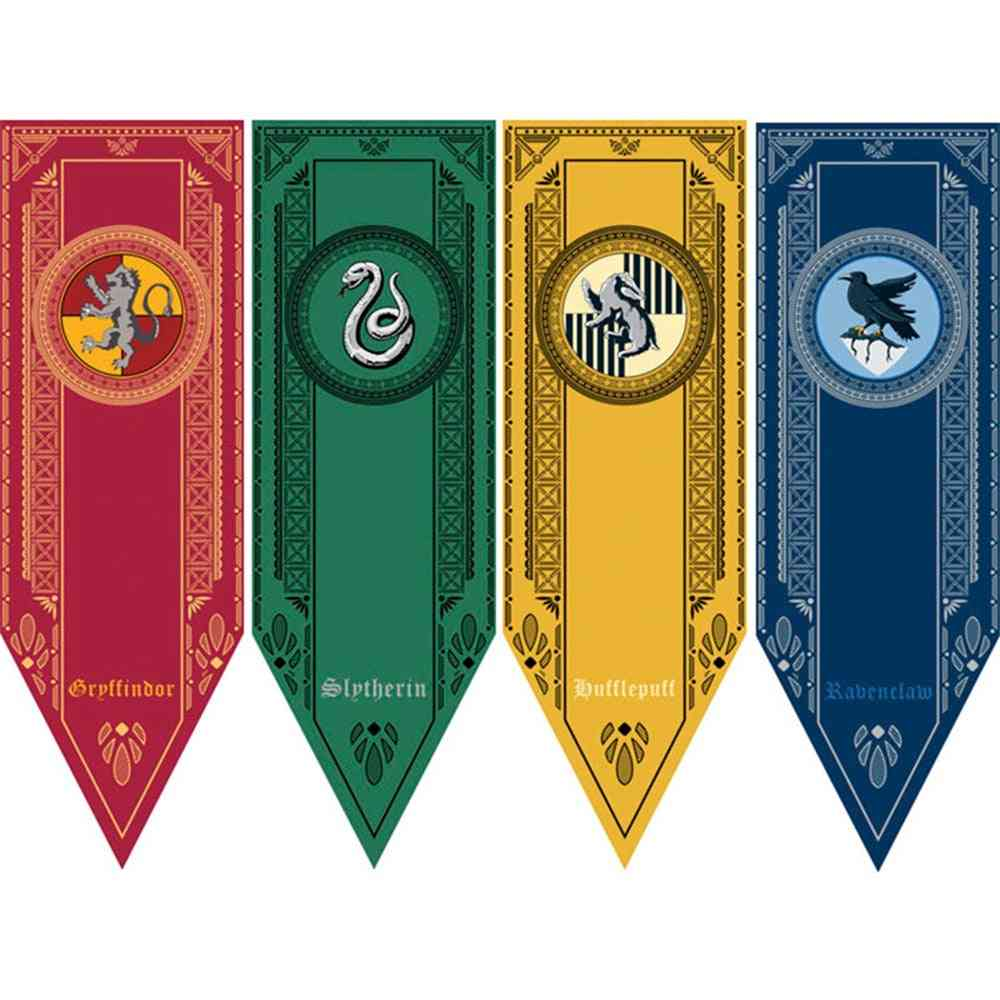 College Banners - Halloween Decoration Flags For / / Kids
