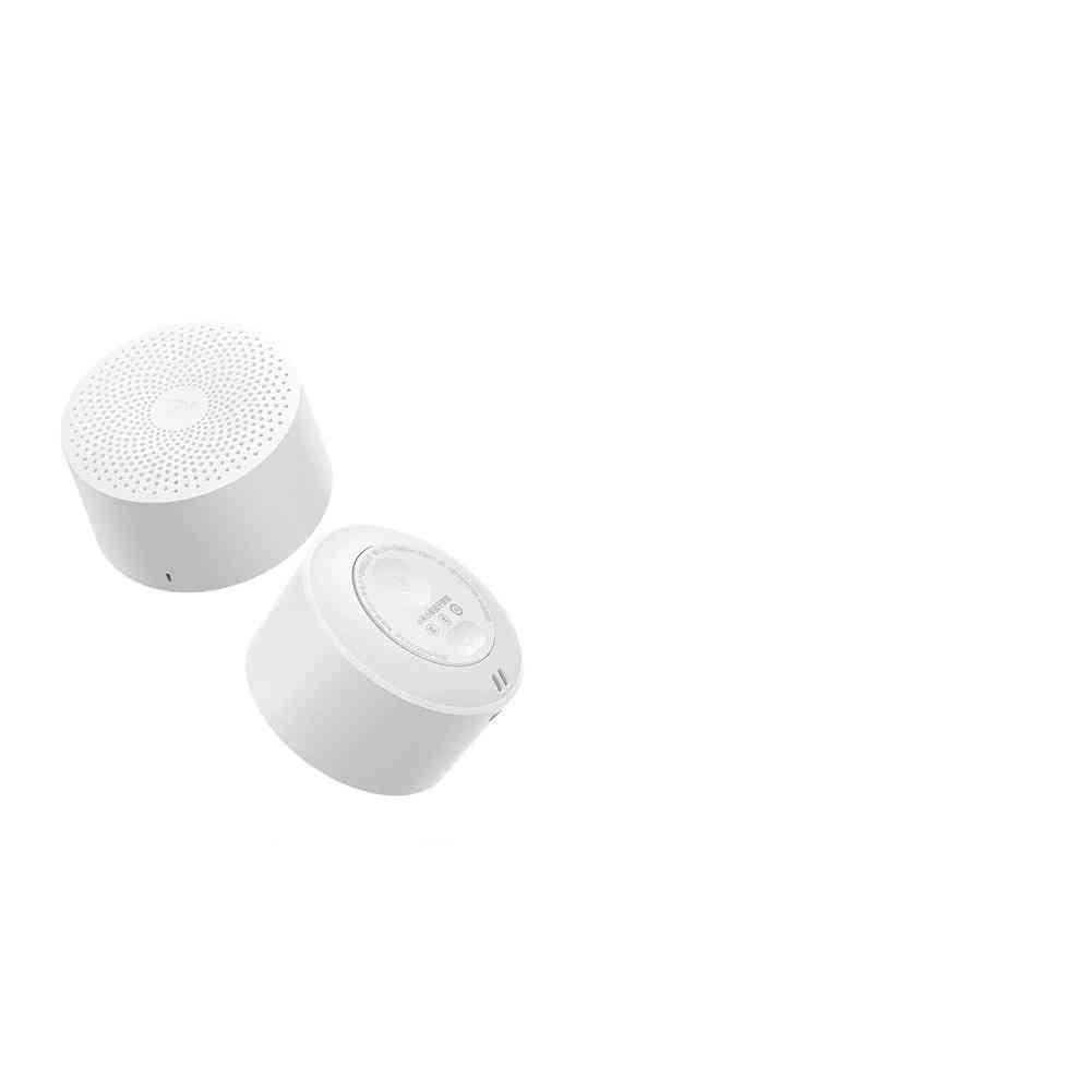 Ai Portable Speaker, Bluetooth Mini Sports Music Audio Speaker For Waterproof Small Speakers (white Speaker)