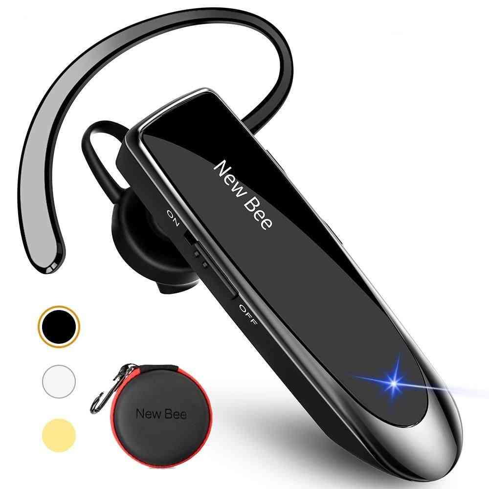 Bluetooth Headset Headphones - Mini Wireless Earbud