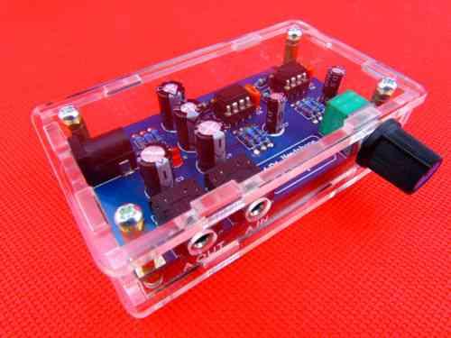 Portable Headphone Amplifier Board Kit