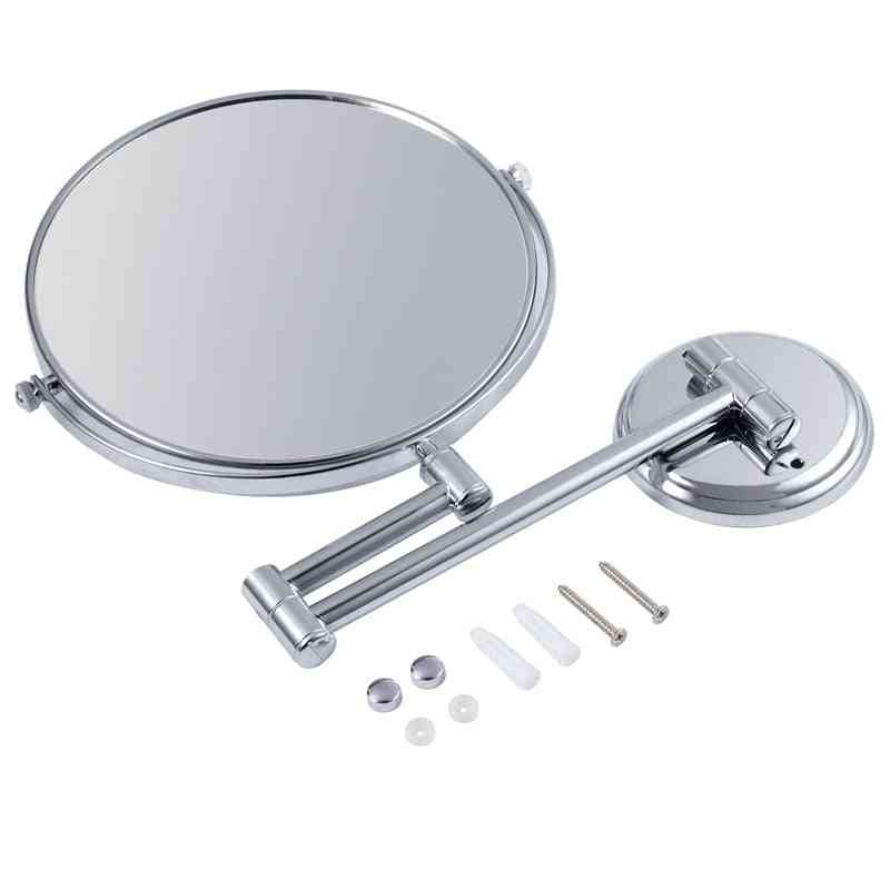 Magnification Wall Mount Double Side Makeup Mirror