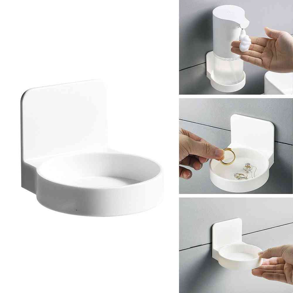 Wall Mounted No Drilling Practical Cup Holder - Self Adhesive Durable Bathroom Racks