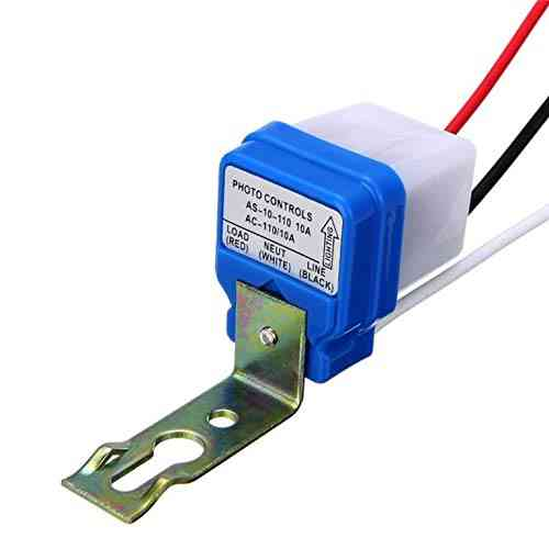 Automatic On Off-light Switch Controller And Sensor