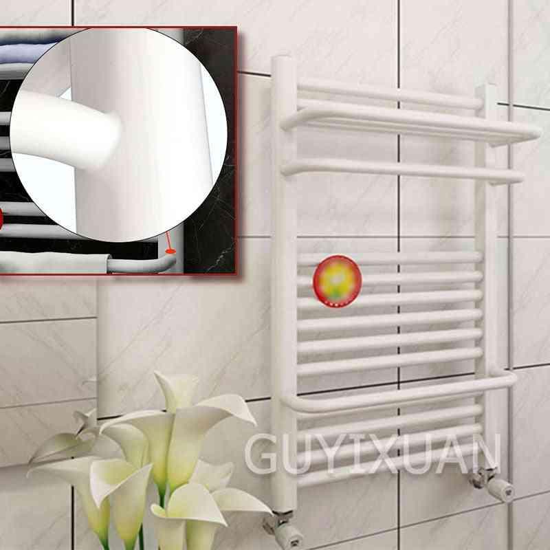 Bathroom Radiator Multifunction - Wall Mounted Storage Towel Rack